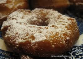 an old family doughnut recipe