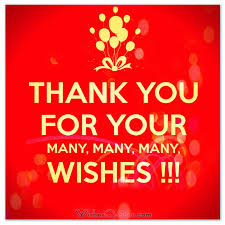 thank you for birthday wishes wallpapers best wishes messages