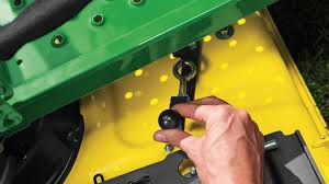 ride on mower equipment attachments john deere australia
