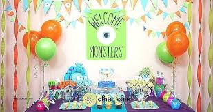 monsters inc baby shower ideas baby shower food ideas baby shower gift ideas