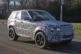 new land rover discovery here u0027s the first photographic evidence a new land rover defender