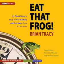 5 big ideas eat frog brian tracy book review