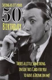 male 50th birthday funny joke birthday card amazon co uk kitchen