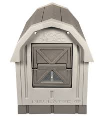 Igloo Dog House Parts Dog Palace Insulated Doghouse Insulated Doghouses By Asl