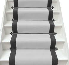 Rug Runner For Stairs To Install Carpet Stair Runner Translatorbox Stair