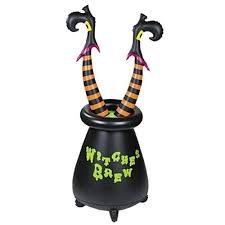 free halloween clipart witch cauldron inflatable vinyl witch u0027s cauldron halloween witches legs clip