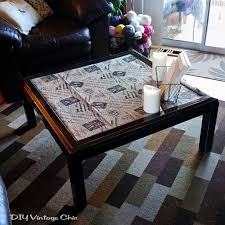 upcycled coffee table fancy furniture finishes pinterest upcycled