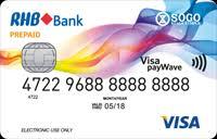 bank prepaid cards prepaid cards malaysia rhb bank