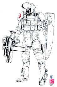 gi joe coloring pages coloring page