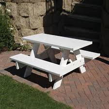 How To Build A Hexagonal Picnic Table Youtube by Shop Picnic Tables At Lowes Com