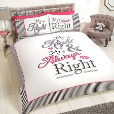 Couples Bed Set Couples Novelty Quilt Duvet Cover Pillowcase Bedding Bed Sets