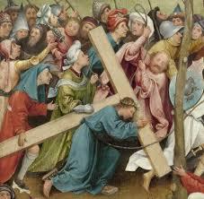 hieronymus bosch christ carrying the cross christ child vienna