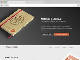 html5 templates for books amazon ebook free book selling html5 template