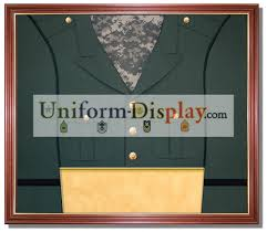 Flag Placement The Uniform Display Case