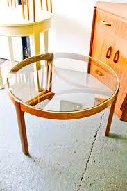 vintage glass coffee table antique shops cambridge curio