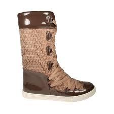 womens boots for winter fendi boots winter womens boots beige zuccino ffw41