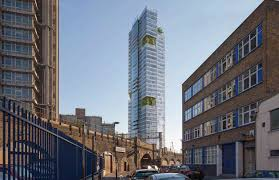 vauxhall gardens london 37 floor london nine elms tower approved