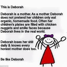 Meme Eat - a be like deborah meme has emerged off the back of the be like