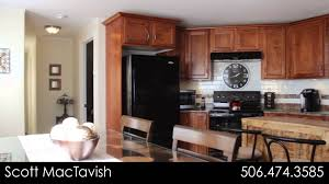 Kitchen Cabinets Fredericton 43 Nason Street Fredericton Scott Mactavish Youtube