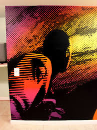 Surf Mural by Custom Surf Mural Your Custom Mural Specialists