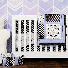 Black And White Crib Bedding Set 21 Inspiring Ideas For Creating A Unique Crib With Custom Baby