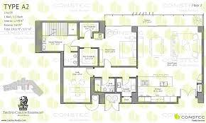 Ritz Carlton Floor Plans by Ritz Carlton Residences Miami Beach Floor Plans