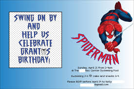 a homemade non spiderman spiderman birthday a life of pinterest