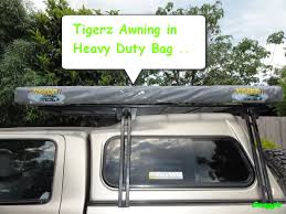 4x4 Side Awnings For Sale Tigerz Awning Review 4x4earth