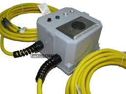 power joiner step up inverter converts dual 20 amp 120 volt