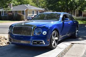bentley mulsanne 2014 2017 bentley mulsanne classic sedan royalty for all