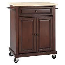 crosley furniture kitchen cart crosley kitchen carts islands target