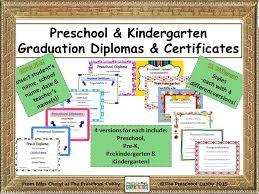 preschool graduation diploma preschool graduation diplomas resource