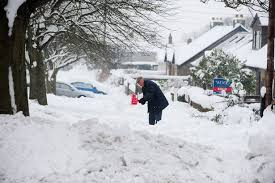 uk weather after the snow and the floods it s going to get balmy