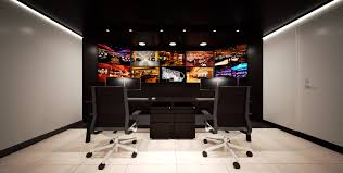 ara building services monitoring control room