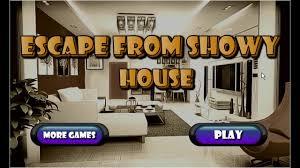gamesclicker escape from showy house walkthrough 2017 crzy