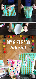 how to store wrapping paper and gift bags best 25 paper gift bags ideas on diy wrapping paper