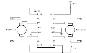 davide gironi controlling dc motor speed and direction with avr