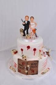 3 stã ckige hochzeitstorte selber machen the walking dead wedding cake hochzeitstorte