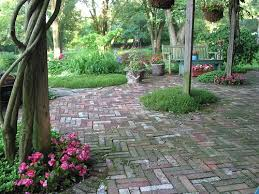 Patio And Garden Ideas 120 Best Salvaged Brick For The Yard Images On Pinterest Garden