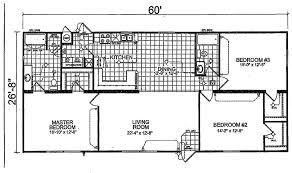 3 Bedroom Double Wide Floor Plans Bedroom 3 Bedroom Double Wide Floor Plans