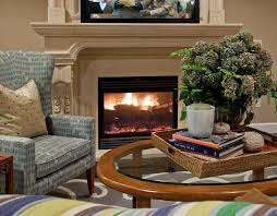 Decorating Have A Warm Room With Isokern Fireplace Ideas  Jones - Outdoor family rooms