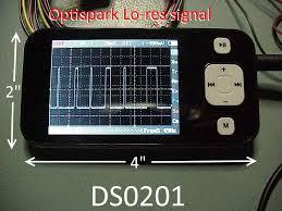 opti spark oscilloscope pattern corvetteforum chevrolet