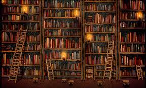 Bookshelf Background Image Custom Photo Wallpaper Large 3d Sofa Tv Background Wallpaper Mural