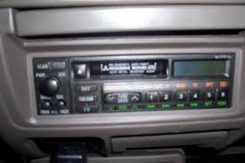 mitsubishi montero sport 1997 98 montero sport xls 2wd radio volume knob just spins mitsubishi