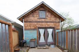 Tiny Homes For Rent Jetson Green Hand Built Rustic Modern Tiny House Available For Rent