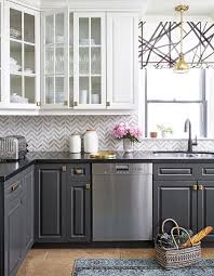 white kitchen cupboards black bench is grey the new white in kitchen renovations renovator