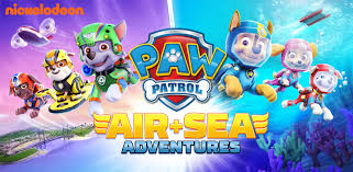 paw patrol air u0026 sea amazon appstore android