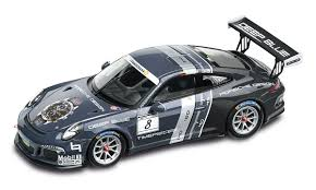 porsche gt3 cup 911 gt3 cup porsche design black multicolour 1 43 limited