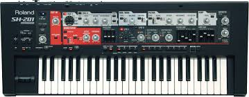 roland sh 201 synthesizer