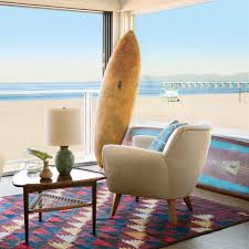 Colorful Beach Houses by Colorful Beach Condo Makeover Coastal Living